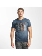 Paris Premium T-Shirts To Die or not to Die mavi