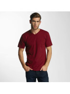 Paris Premium Basic T-Shirt Bordeaux
