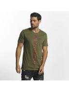 Paris Premium T-skjorter Paris Premium T-Shirt khaki