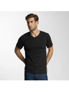 Paris Premium T-skjorter Basic svart