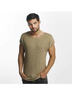 Paris Premium Tričká Paris Premium T-Shirt hnedá