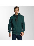 Paris Premium Town House Zip Hoody Bottle Green
