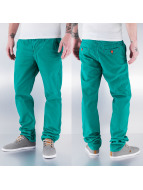 Pascucci Chino Slim Fit groen