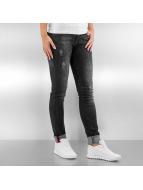Pascucci Jeans slim fit B-Cat nero