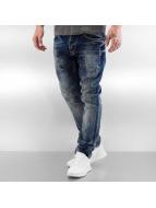 Pascucci Jeans Straight Fit Jomar bleu