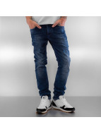Pascucci Skinny jeans Sax blauw