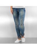 Pascucci Skinny Jeans B-Leny niebieski