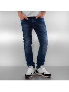 Pascucci Skinny Jeans Sax niebieski