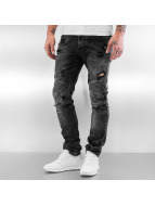 Pascucci Skinny Jeans Diemo schwarz
