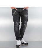 Pascucci Straight Fit Jeans Purs black