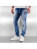 Pascucci Straight Fit Jeans Cay blau
