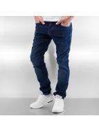 Pascucci Straight Fit Jeans Muni blau
