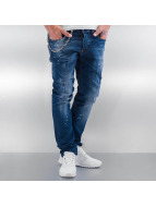 Pascucci Straight Fit Jeans Svina blau