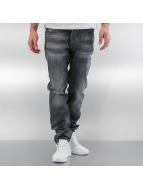 Pascucci Straight fit jeans Feliz-A blauw