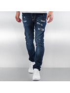 Pascucci Straight fit jeans Adrena blauw