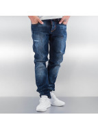 Pascucci Straight fit jeans Arma blauw
