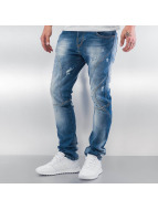 Pascucci Straight fit jeans Zilli blauw