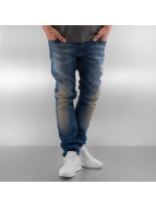 Pascucci Straight fit jeans Trajan blauw