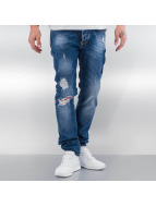 Pascucci Straight Fit Jeans Suzi blue