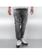Pascucci Straight Fit Jeans Drop grå