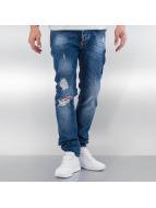 Pascucci Straight Fit Jeans Suzi mavi