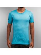 Pascucci T-skjorter Dyed blå