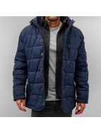 Patria Mardini Зимняя куртка Honeycombs синий