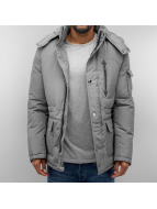 Patria Mardini Winterjacke London grau