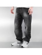 Pelle Pelle Baggy jeans Baxter zwart