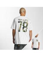Pelle Pelle Camiseta Unanthletic Combat blanco
