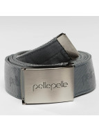 Pelle Pelle Ceinture Belt gris