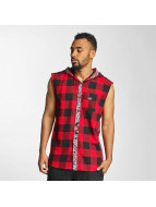 Pelle Pelle Chemise Cathedral Short Sleeve rouge