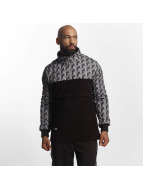 Pelle Pelle Gensre Blockparty Mockneck svart
