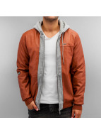 Pelle Pelle Mix-Up Hooded Jacket Hazel