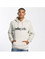 Pelle Pelle Hoodie Back 2 Basics grå