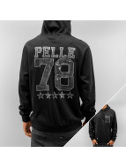 Pelle Pelle Hoody Magic Number schwarz