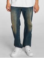 Pelle Pelle Jean Coupe Loose Fit Baxter bleu