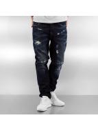 Pelle Pelle Jeans Straight Fit Scotty bleu