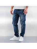 Pelle Pelle Jeans Straight Fit Scotty bleu
