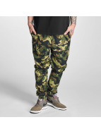 Pelle Pelle Jogging pantolonları Ribstop camouflage