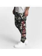 Pelle Pelle Jogging pantolonları Guerilla gri