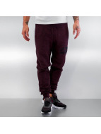 Pelle Pelle joggingbroek Not Your Average rood