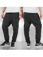 Pelle Pelle Jogginghose Pleated schwarz