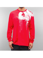 Pelle Pelle Longsleeve Demolition red