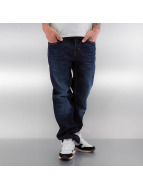 Pelle Pelle Loose Fit Jeans Baxter Denim blue