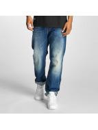 Pelle Pelle Loose Fit Jeans Baxter Denim mavi