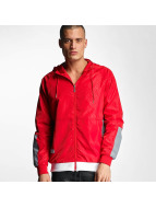 Pelle Pelle Sayagata RMX Hooded Jacket Red