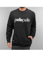 Pelle Pelle Pullover Back 2 The Basics black