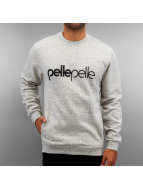 Pelle Pelle Pullover Back 2 The Basics gris