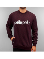 Pelle Pelle Pullover Back 2 The Basics rot
